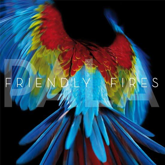Friendly Fires – Blue Cassette