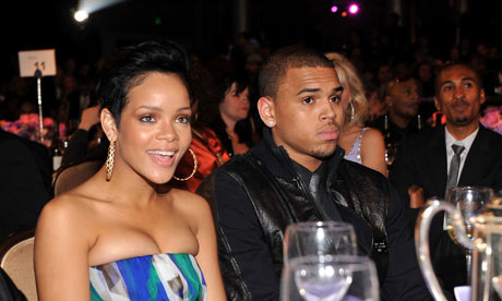 Rihanna and Chris Brown – Two Track Trouble