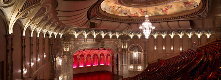 Five Buildings : Orpheum Theatre –  #LoveVancouver
