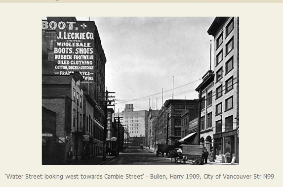 Five Buildings: Leckie Building –  #LoveVancouver
