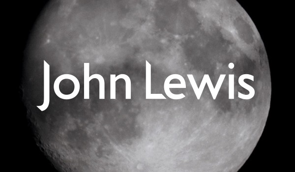 John Lewis Finds Man on the Moon